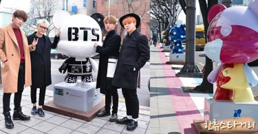 運氣好可能會碰到偶像~追星族必訪之地~首爾韓流明星街!