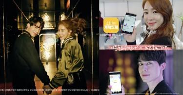 這輩子就好好在一起吧!陰間使者跟Sunny的再會~兩人合體拍廣告了啦!