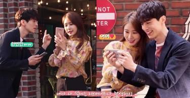 跪求拍續集啊!陰間使者Sunny此生未完的故事~超甜蜜廣告拍攝花絮公開!