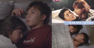 睡著的時候更可愛~讓人就想要對著他們親下去!7組就連睡顏也是滿分的藝人~