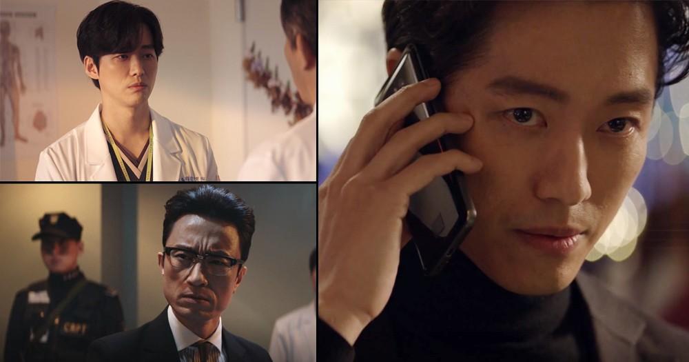 雷 / 南宮珉主演新劇《監獄醫生》首播便奪收視冠軍,集結實力派演員,良醫黑化的復仇劇情大快人心!